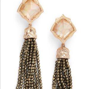 Kendra Scott Misha Statement Earrings